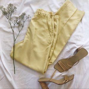 Vintage High Waist Trouser